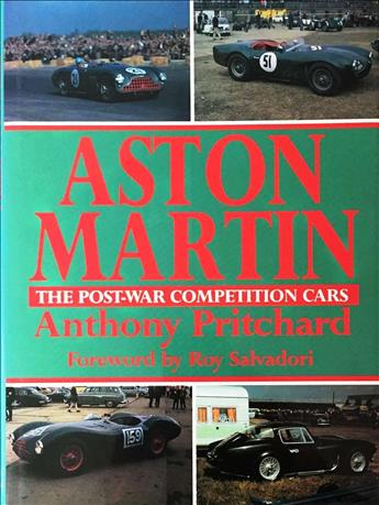 Aston Martin: The Post-War Competion Cars