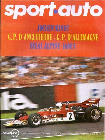 September 1970 (No. 104)