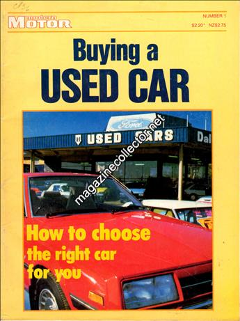 1984 - 1985 Buying a Used Car (No. 1)