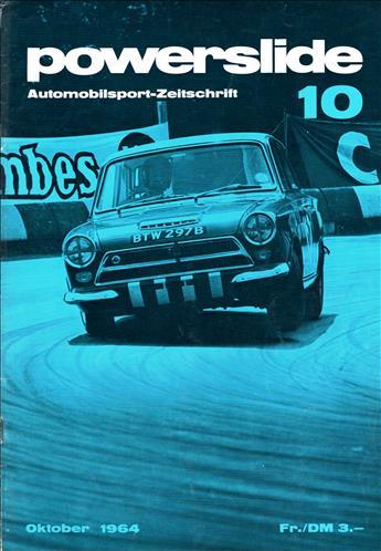 October 1964 (Volume 2 No. 10)