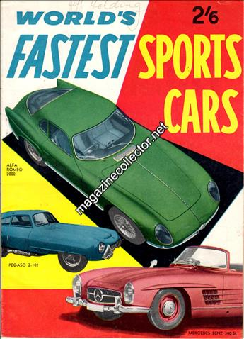 1957 World's Fastest Sports Cars (No. 1)