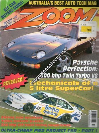 October - November 1997 (Volume 2 No. 4)