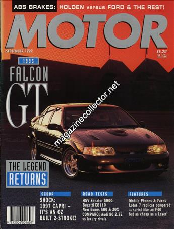 September 1992 (Volume 39 No. 4)