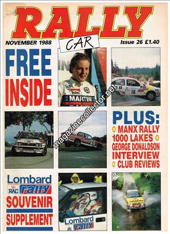 November 1988 (No. 26)