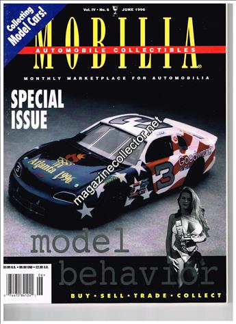 June 1996 (Volume 4 No. 6)