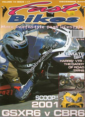 December 2000 (Volume 10 No. 117)