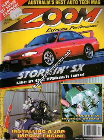 February - March 1997 (Volume 1 No. 6)