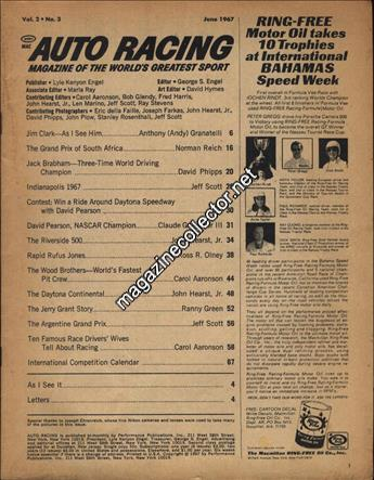 June 1967 (Volume 2 No. 3)