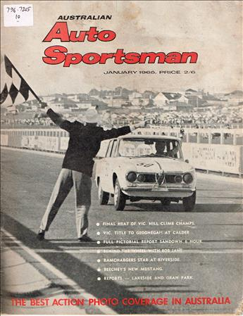 January 1965 (Volume 5 No. 1)