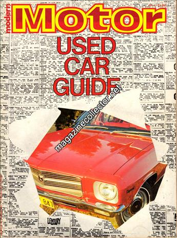 1982 Used Car Guide (No. 1)