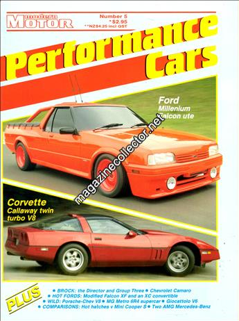1987 Performance Cars (No. 5)