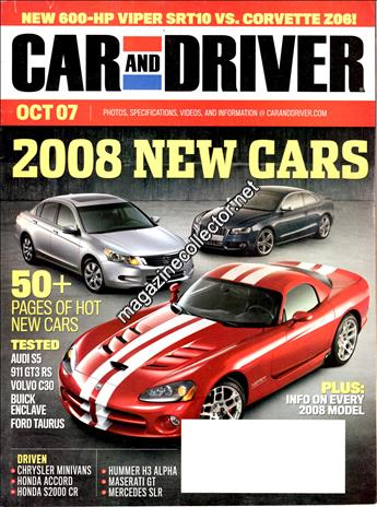 October 2007 (Volume 53 No. 4)