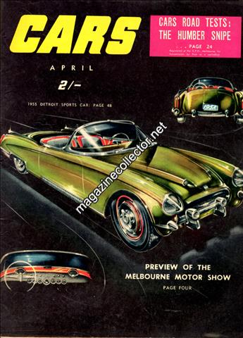 April 1955 (Volume 1 No. 12)