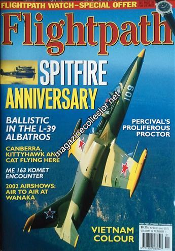 August 2002 (Volume 14 No. 1)