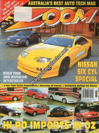 June - July 1997 (Volume 2 No. 2)
