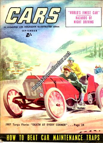 September 1954 (Volume 1 No. 5)
