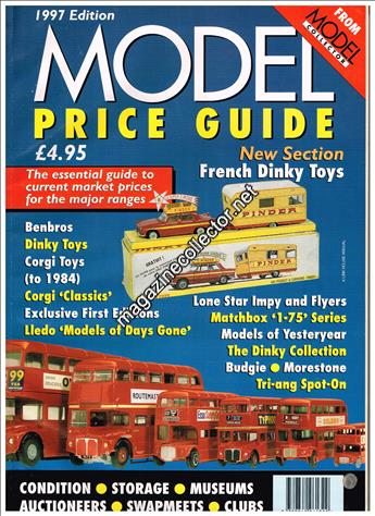 1997 Model Price Guide 1997 Edition