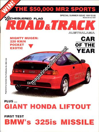 1989 Special Summer Issue (Volume 15 No. 12)