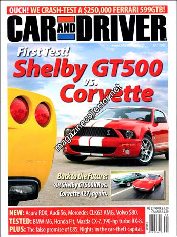 July 2006 (Volume 52 No. 1)