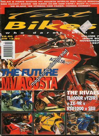 November 1997 (Volume 7 No. 80)