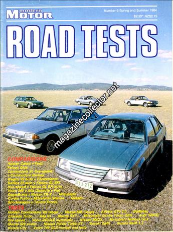 1984 Road Tests (Spring and Summer) (No. 6)