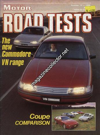 1988 Road Tests (No. 14)