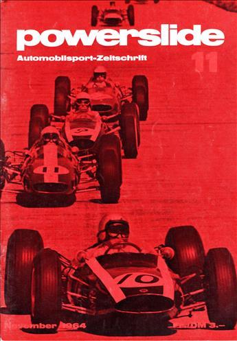 November 1964 (Volume 2 No. 11)