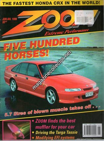 June - July 1996 (Volume 1 No. 2)