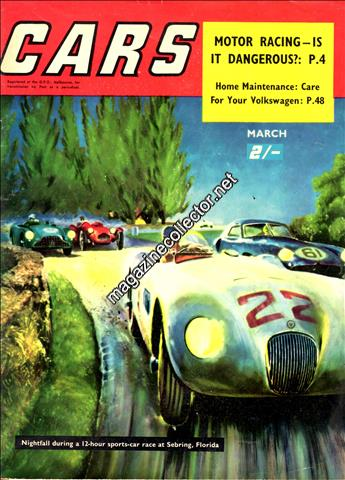 March 1955 (Volume 1 No. 11)