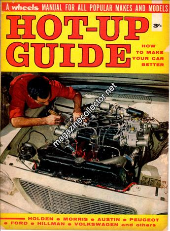 1962 Hot-Up Guide (No. 1)