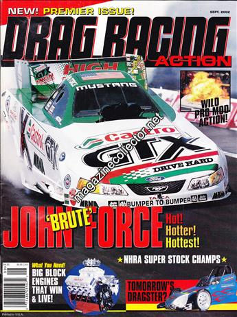 September 2002 (Volume 1 No. 1)