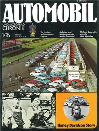 January 1976 (Volume 5 No. 1)