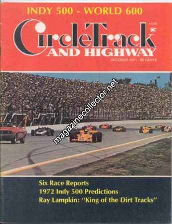 October 1971 (Volume 1 No. 6)