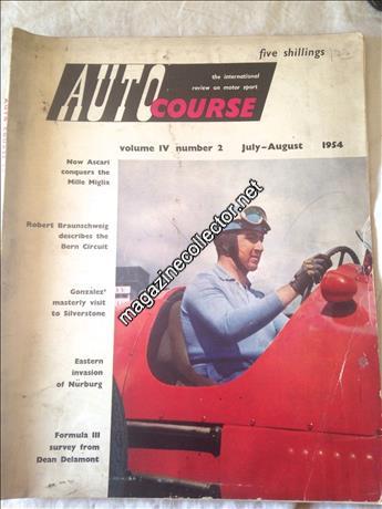 July 1954 (Volume 4 No. 2)