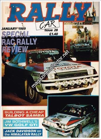 January 1989 (No. 28)