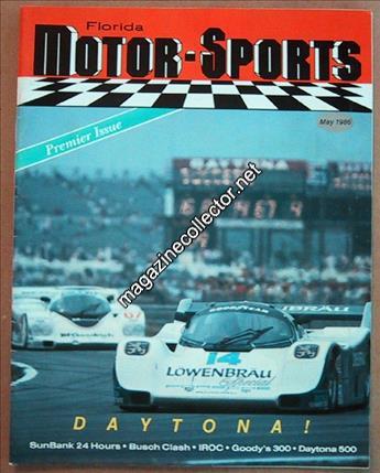 May 1986 (Volume 1 No. 1)