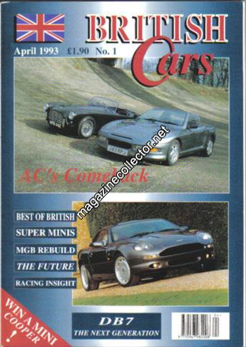 April 1993 (No. 1)