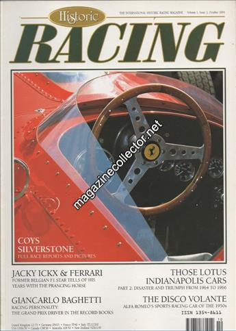 October 1994 (Volume 1 No. 2)
