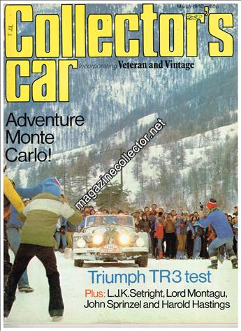 March 1980 (Volume 1 No. 7)