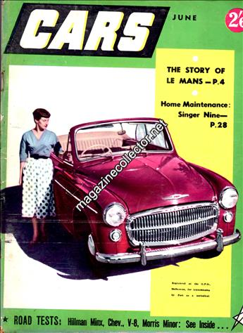 June 1955 (Volume 2 No. 2)