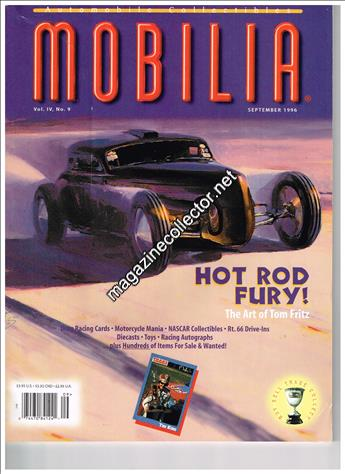 September 1996 (Volume 4 No. 9)