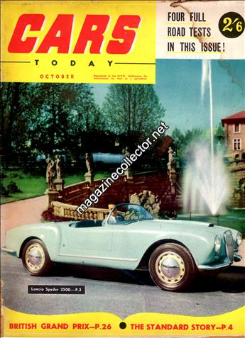 October 1955 (Volume 2 No. 6)