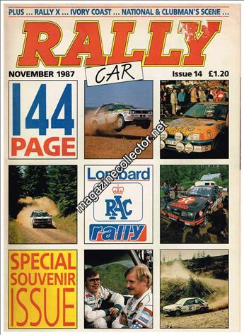 November 1987 (No. 14)