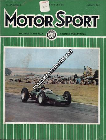 February 1963 (Volume 39 No. 2)