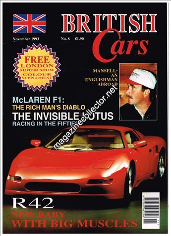 November 1993 (No. 8)