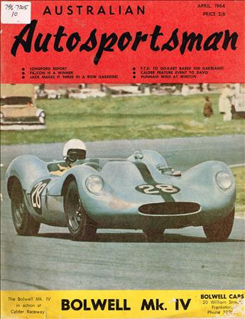April 1964 (Volume 4 No. 4)