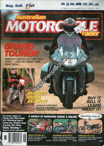 June 2003 (No. 142)