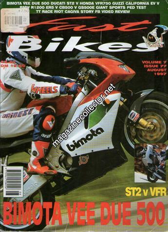 August 1997 (Volume 7 No. 77)
