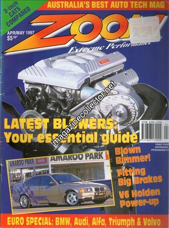 April - May 1997 (Volume 2 No. 1)